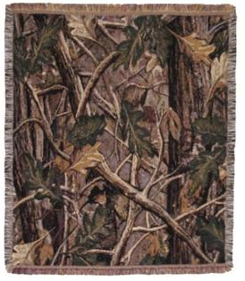 Simply Home Nature's Camo Tapestry - Kerlin's Western and Work Wear