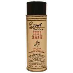 Scout's Boot Suede Cleaner - Kerlin's Western and Work Wear