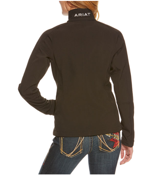 Ariat Swift Jacket Black - Kerlin's Western and Work Wear  - 2