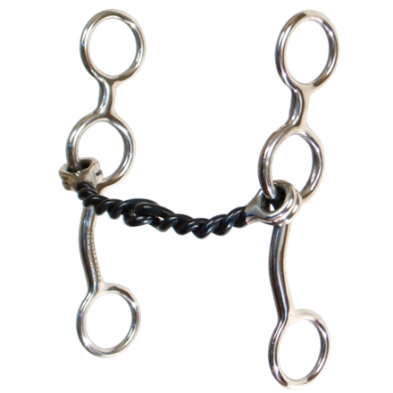 Jr. Cow Horse Bit - Kerlin's Western and Work Wear