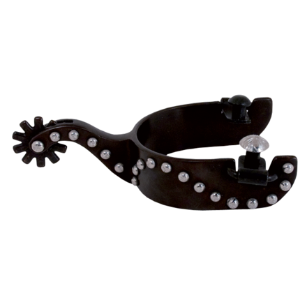 Men's Dotted Cowboy Spurs - Kerlin's Western and Work Wear