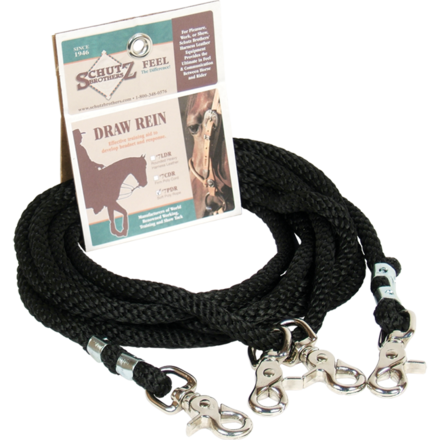 Poly Rope Draw Reins - Kerlin's Western and Work Wear