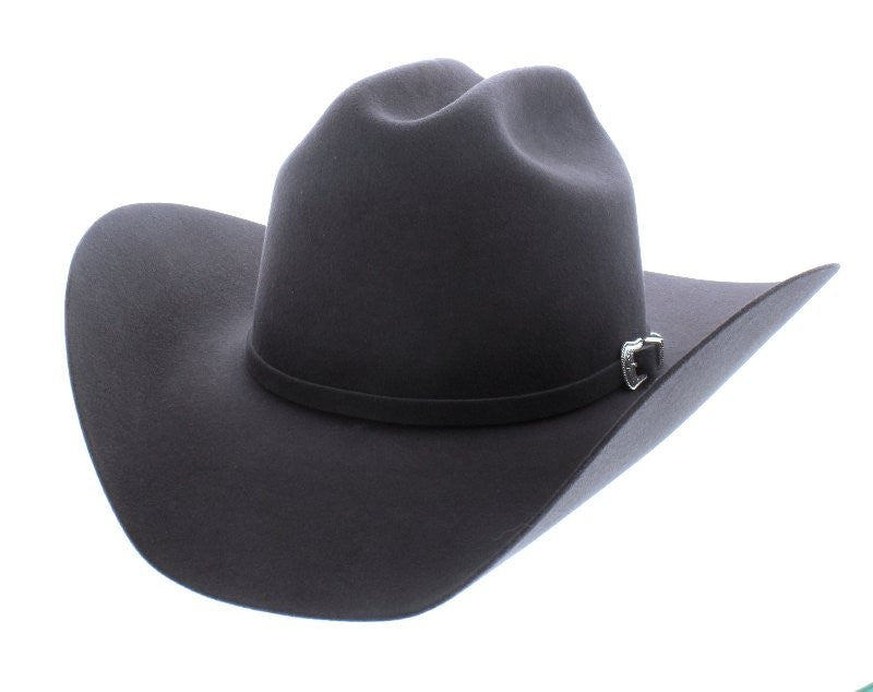 Bailey 4X Lightning Steel Grey Felt Hat - Kerlin's Western and Work Wear