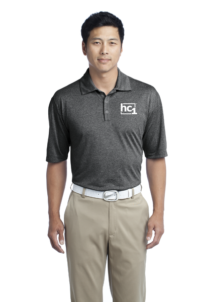 New Golf Dri-FIT Heather Polo