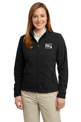 New Ladies Value Fleece Jacket