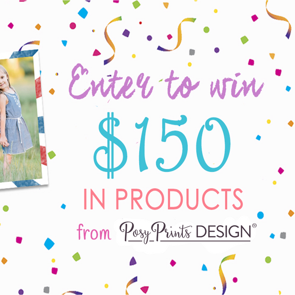 Enter to win our $150 gift certificate giveaway!
