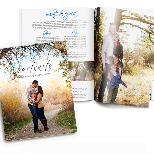 Marketing Materials For Photographers