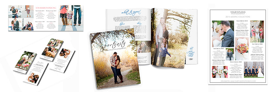 print design marketing materials for photographers