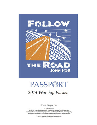 Youth Worship Packet 2014