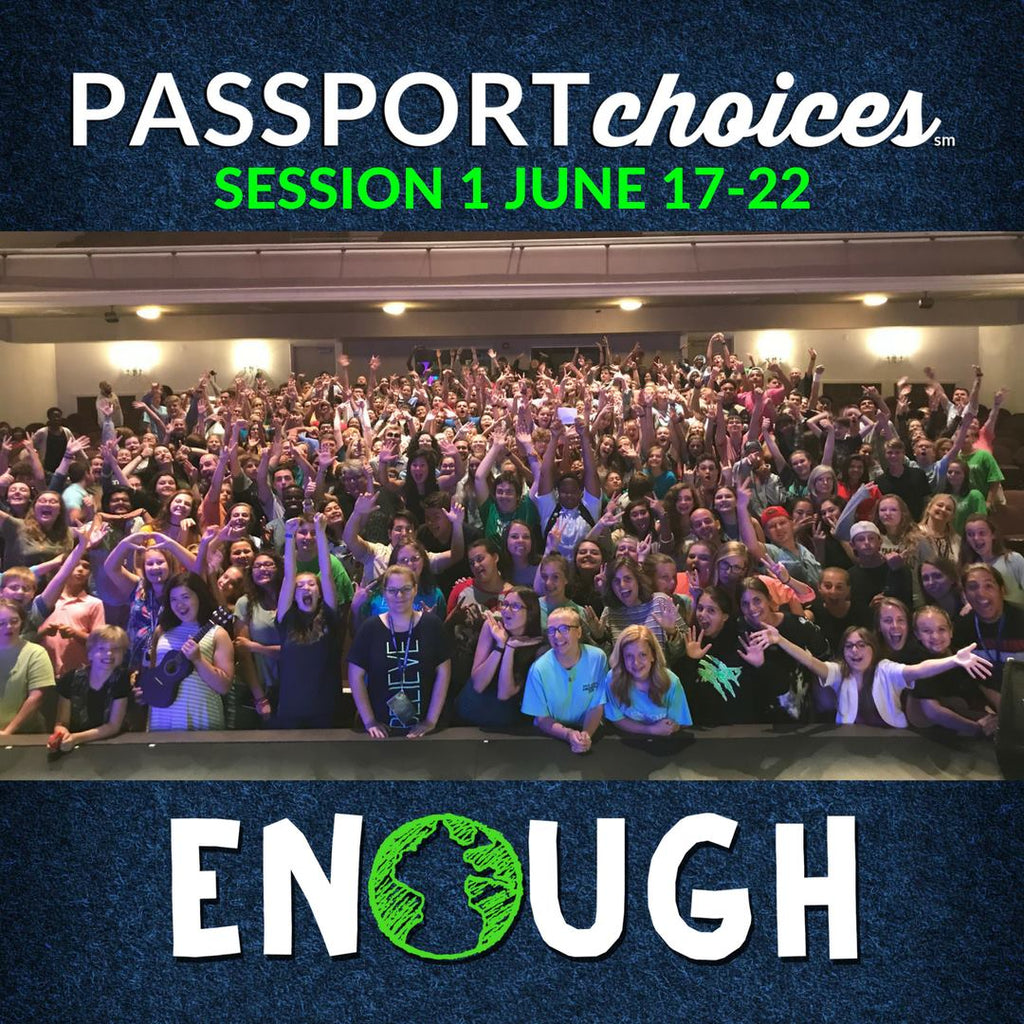 PASSPORTchoices at Greensboro College, June 17-22