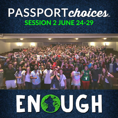 PASSPORTchoices at Greensboro College, June 24-29