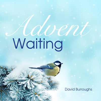 "David Burroughs ""Advent Waiting"" CD"