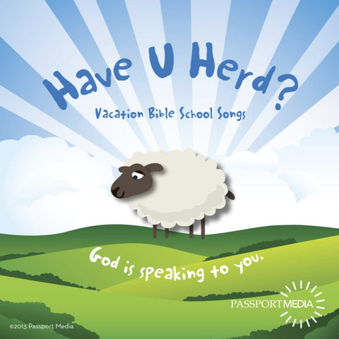 Have U Herd? VBS Listening CD