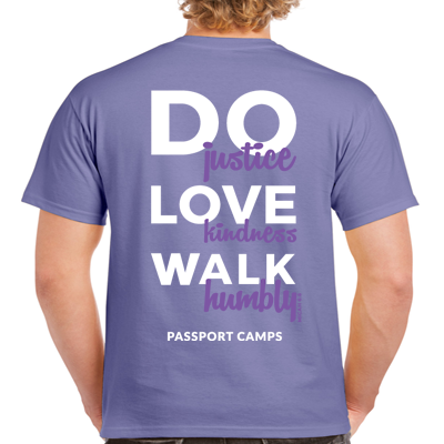 2017 Theme Shirt - Do, Love, Walk