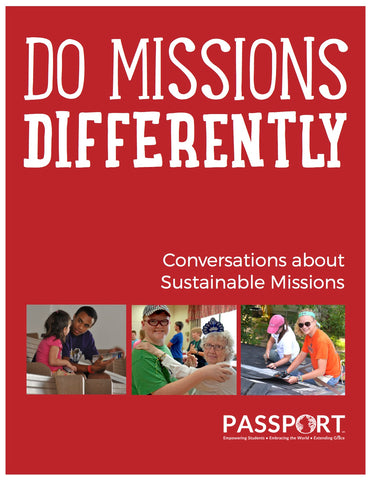 Do Missions Differently