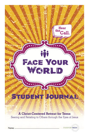 Face Your World Student Journal