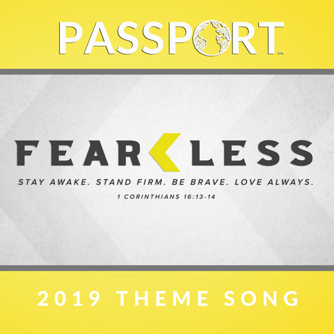 Fearless—2019 Theme Song (Instrumental)