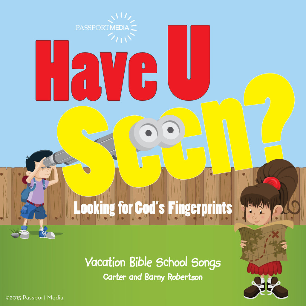 Have U Seen? VBS Listening CD