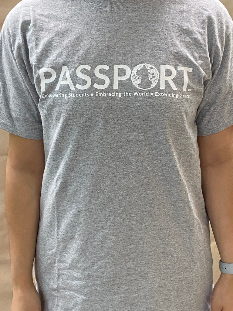 2019 PASSPORT Theme Shirt - Fearless