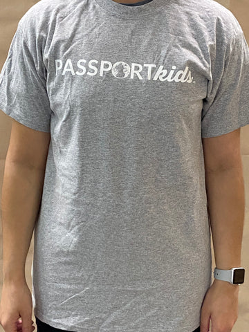 2019 PASSPORT Kids Theme Shirt - Fearless