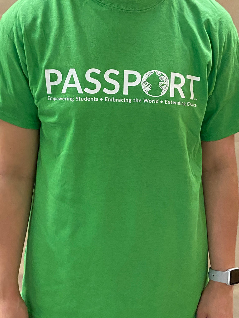 2018 PASSPORT Theme Shirt - Enough