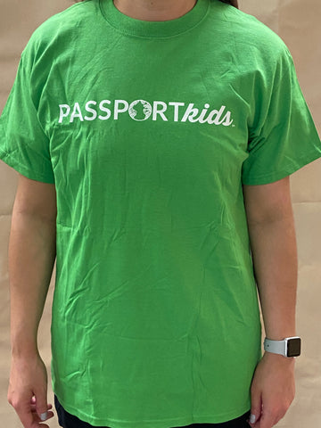2018 PASSPORT Kids Theme Shirt - Enough