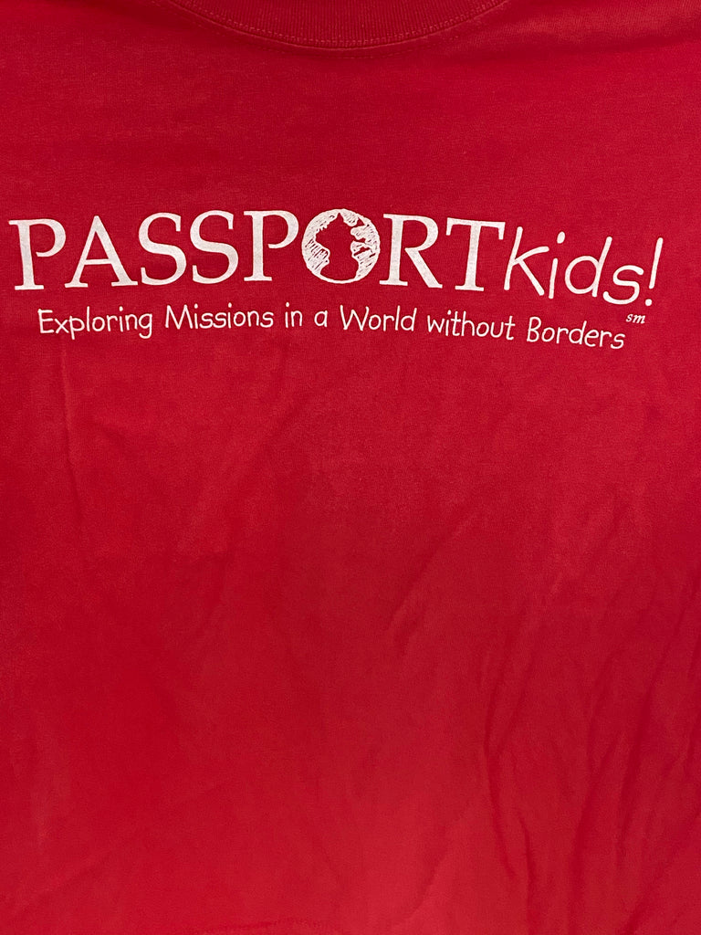 PASSPORT Kids Red