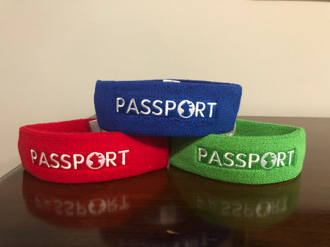 PASSPORT HeadBands