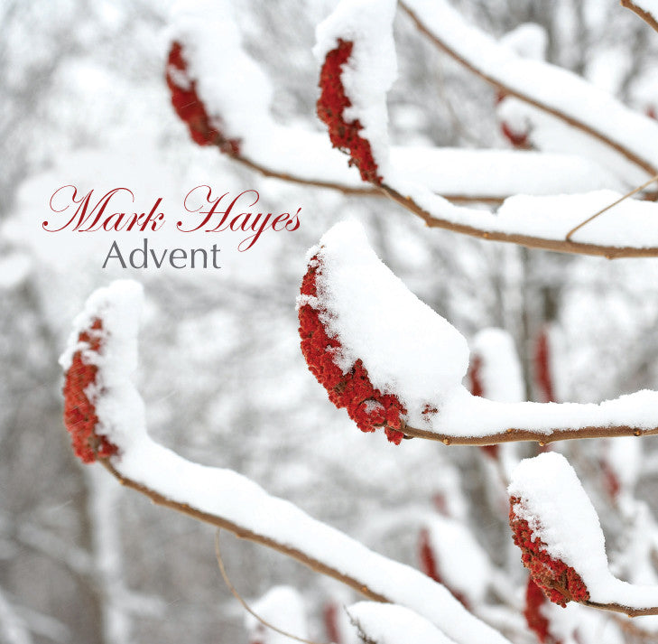"Mark Hayes ""Advent"" CD"