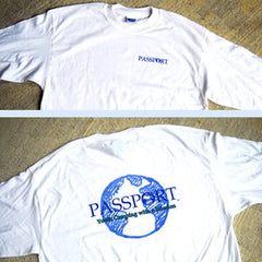 PASSPORTkids! Long-Sleeved Blue