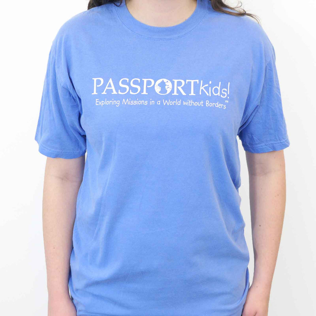 PASSPORTkids! Blue