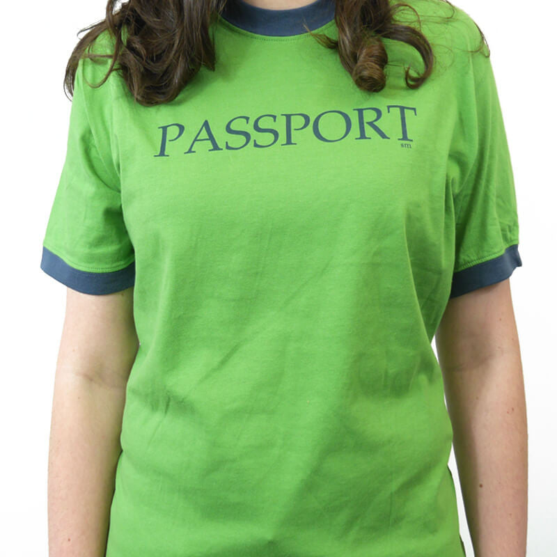 PASSPORT Green Ringer