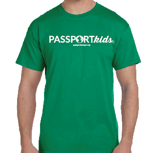 PASSPORTkids T-Shirt - Kelly Green