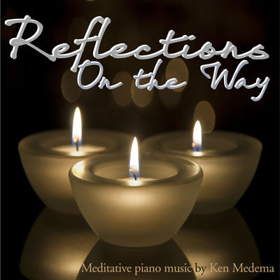 "Ken Medema ""Reflections on the Way"" CD"