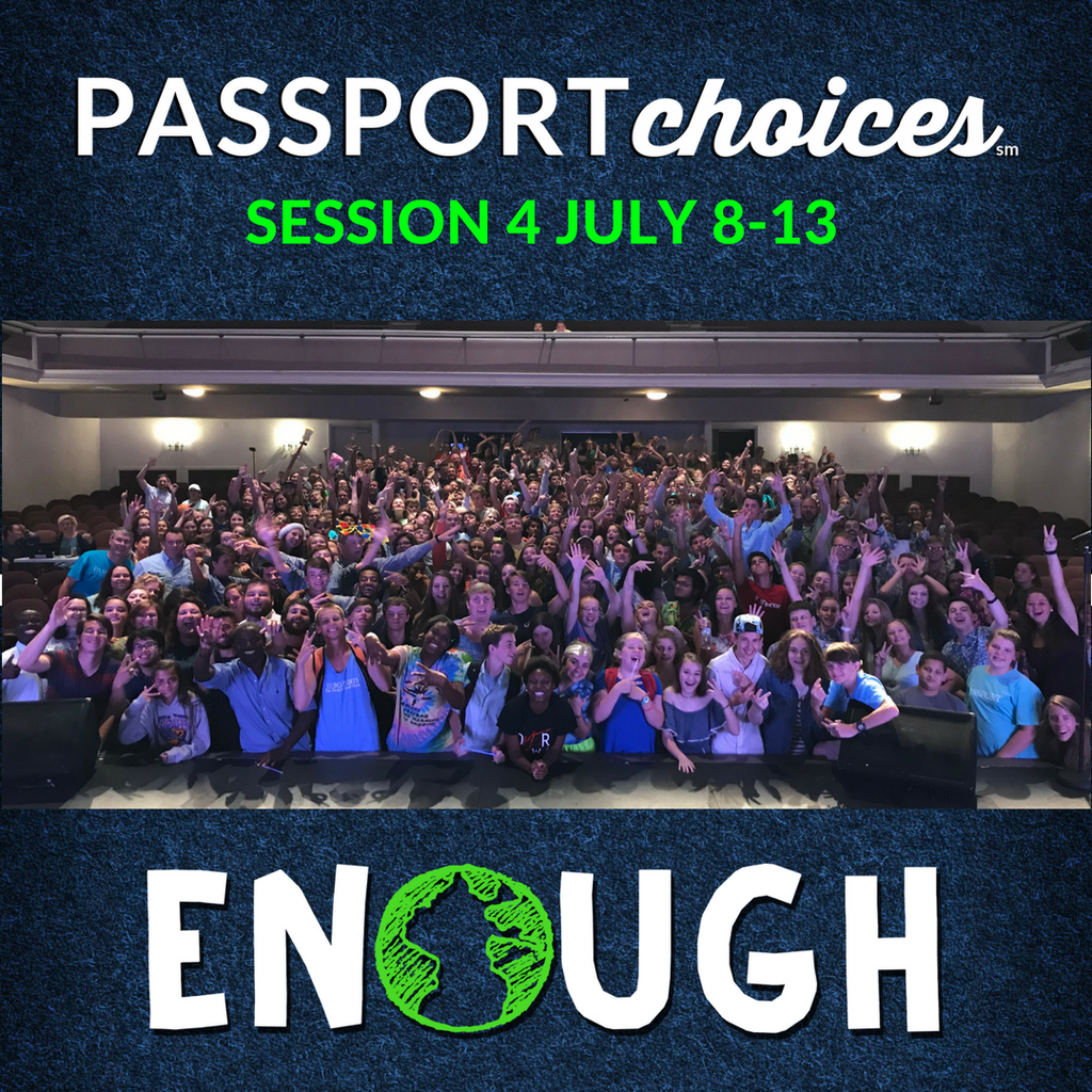 PASSPORTchoices at Greensboro College, July 8-13