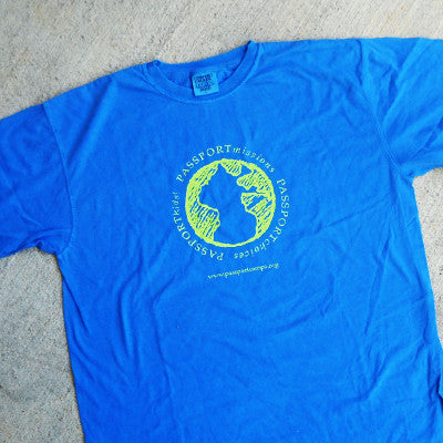 PASSPORT Globe T-Shirt