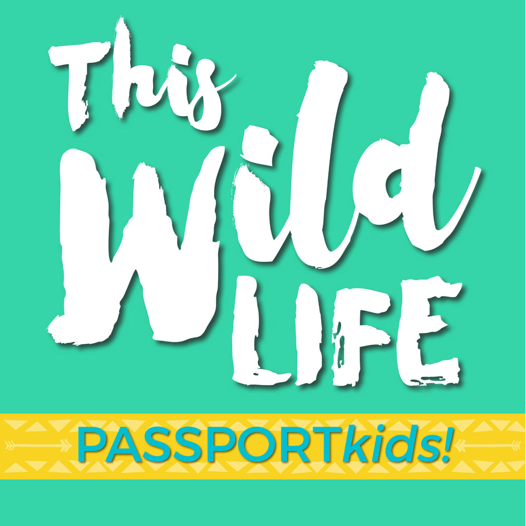This Wild Life - 2016 Kids Theme Song (Performed By Carter Harrell)