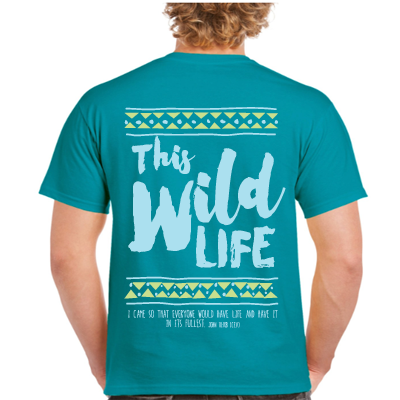 2016 Theme Shirt - This Wild Life