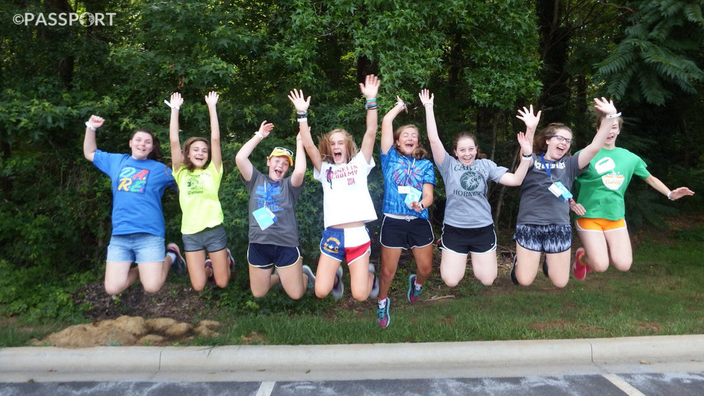 PASSPORTmissions Session 4 Photos: July 3-8 in Greenville, South Carolina