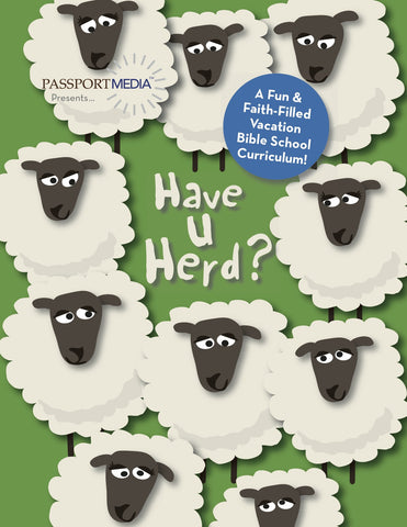 Have U Herd? Vacation Bible School