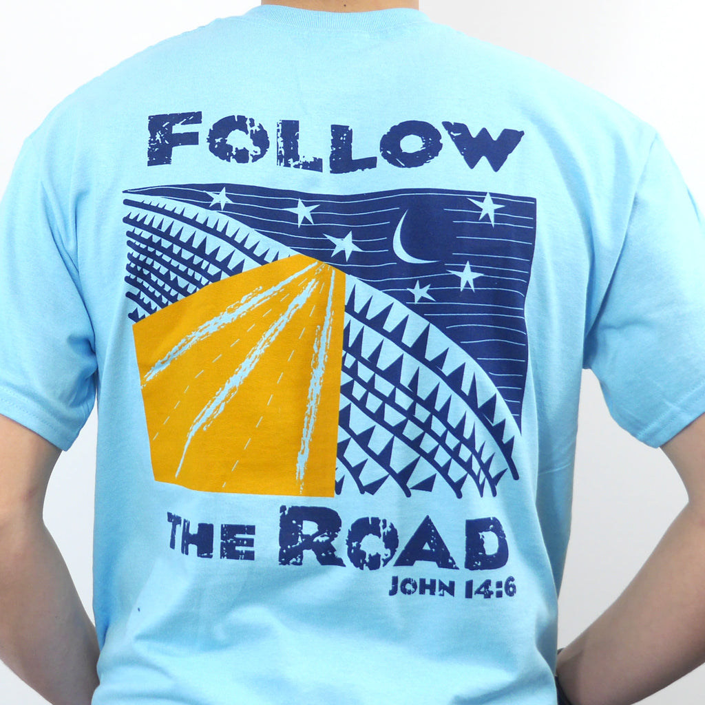 2014 Theme Shirt - Follow The Road