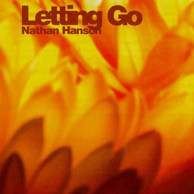 "Nathan Hanson ""Letting Go"" CD"