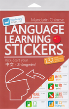 Chinese Language Stickers