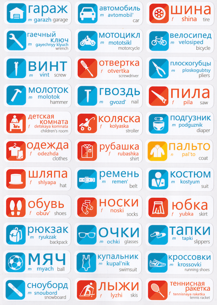 For Learning Russian Language 2