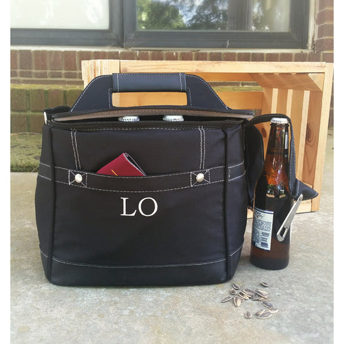 Personalized Groomsmen Coolers, Insulated Beer Cooler, Personalized Groomsmen Gifts - My Southern Charm