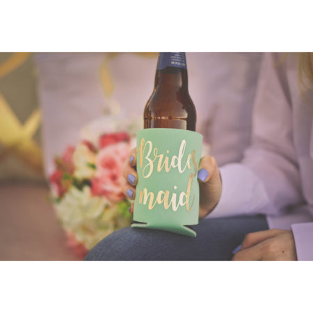 Skinny Tall Personalized Bridesmaid Tumbler Wedding Party Favors and Bachelorette Party Cups