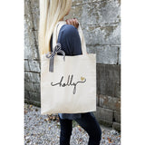 Bridesmaid Tote Bag, Personalized Bridesmaid Gift, Maid of Honor Totes, Bridal Party Bags - My Southern Charm