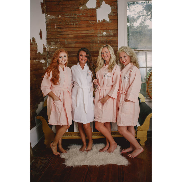 f547c8741e Monogrammed Bridal Party Kimono Robes - Bridesmaid Getting Ready Gifts  (RB03) - My Southern ...