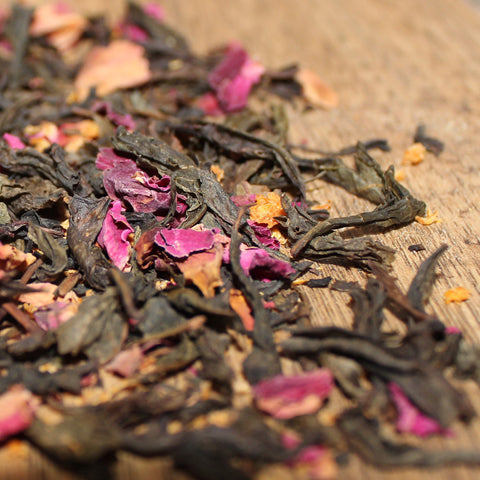 Oolong & Rose