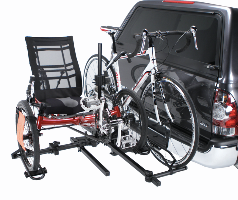 How is a recumbent spec Sport Rider different from a standard Sport Rider?